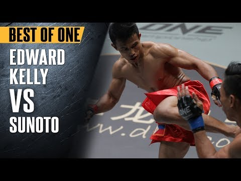 Edward Kelly vs Sunoto – Best Of ONE Championship