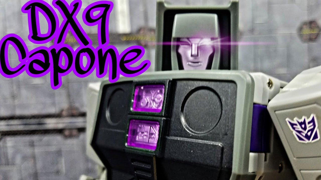 DX9 Capone Review by Sardo-numspa82
