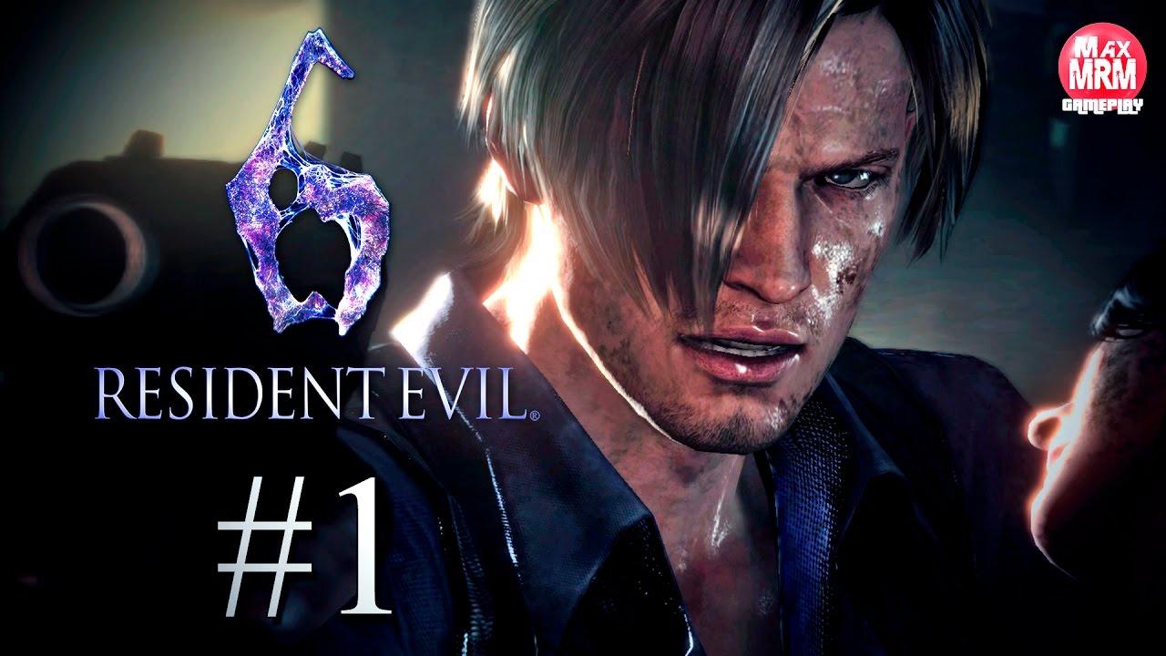 Resident Evil 6 Elicottero : Resident evil leon prelÚdio o inÍcio de uma
