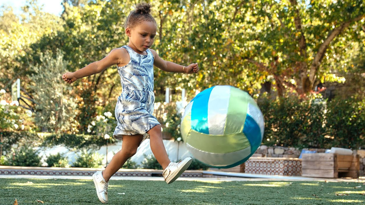 1eb8382a164d Riley Curry Stars In New Campaign For Kids Shoe Line Freshly Picked ...