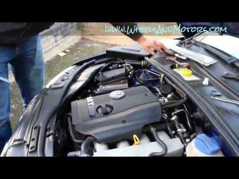 P0036, P0141 - Easy way to replace oxygen sensor 2 (lambda probe, O2 sensor) on VW Passat 1.8T