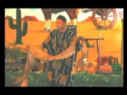Obakunle Akinlana - African Storyteller - YouTube
