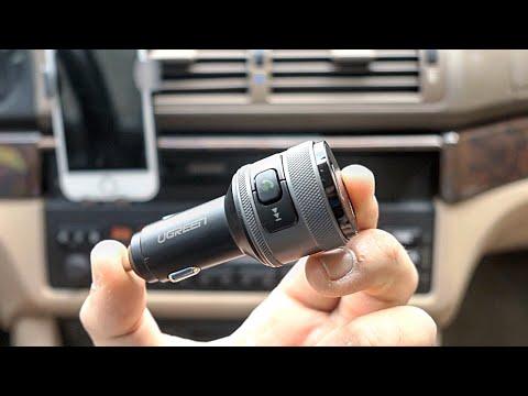 CONVERTIR LA RADIO DE CUALQUIER COCHE EN BLUETOOTH