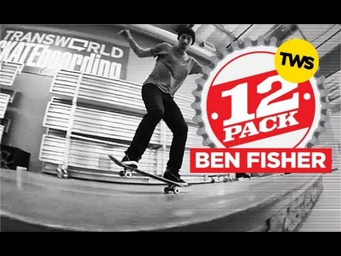 12 Pack: Ben Fisher - TransWorld SKATEboarding