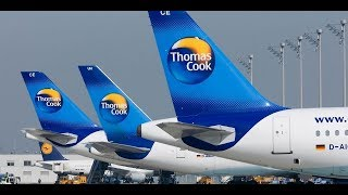 180,000 British Tourists face being stranded abroad if Thomas Cook fails to secure £200million