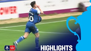 Rochdale 2-1 Gateshead   Round 1   Emirates FA Cup 2018/19