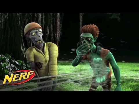 NERF - 'SuperSoaker Zombie Strike Splatterblast' TV Promo