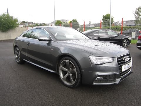 Review: 2012 Audi A5 S-Line Coupe