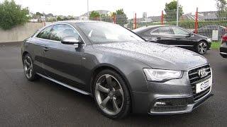 Audi A5 Coupe 2012 Videos
