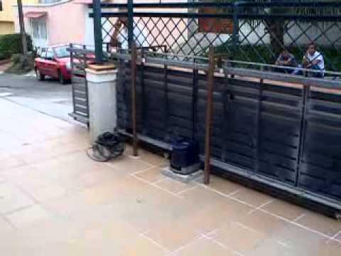 Motor para puerta corrediza para reja de parqueadero o - Puertas de terraza ...