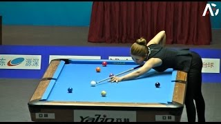 2015 China Open Womens Final - Gayoung Kim 金佳映 vs Fu Xiaofang 付小芳