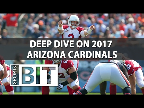 Deep Dive On 2017 Arizona Cardinals Futures | Sports BIT | Wednesday, May 10