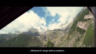 Windows 10 Kundenreferenz: Matterhorn Gotthard Bahn