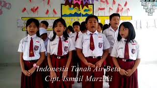Medley Lagu Wajib Nasional Indonesia oleh Anak Anak SD Labschool Unnes Semarang