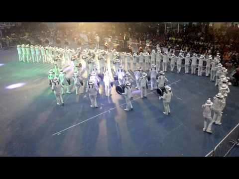 Bakood 2016 - University Of Luzon Drum and Bugle Corps Drill