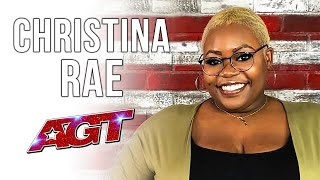 What AGT didn't tell you about Cristina Rae | America's Got Talent 2020
