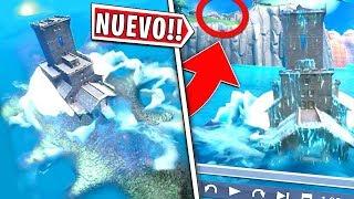 EVENTO EL MONSTRUO SALE Y ROMPE CASAS EN TIERRA, SE ACERCA EL FINAL EN DIRECTO FORTNITE !!