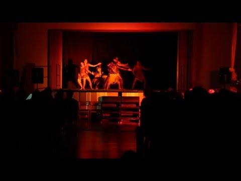 African dance (Ghana style)