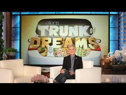 Ellen's Trunk of Dreams