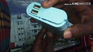 How to open and repair syska power bank