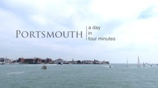 Portsmouth Video - a day in four minutes