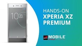 Sony Xperia XZ Premium: o novo top de linha da japonesa [Hands-on MWC 2017]