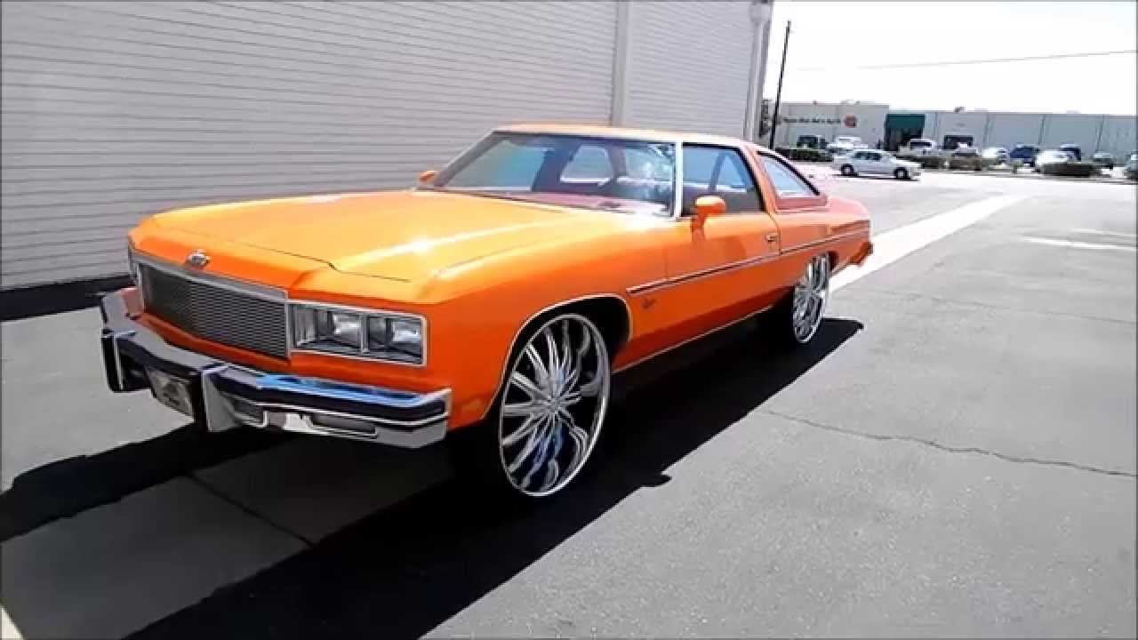 1975 CHEVROLET CAPRICE FOR SALE!!!!