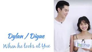 Dyshen / Diyue - When he looks at Yue