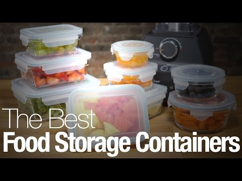 The Glasslock Assorted Container Set are the best food storage containers you can buy on Amazon