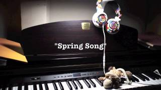 """""""07. Spring Song"""" from Microjazz II by Christopher Norton"""