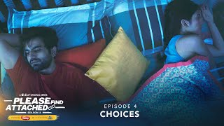 Dice Media | Please Find Attached | Web Series | S02E04 | Choices ft. Barkha Singh & Ayush Mehra