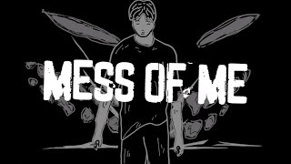 Citizen Soldier - Mess of Me (Official Lyric Video)