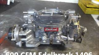 283 Chevy Rebuild and Test Run