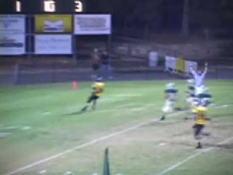 Brandon Dore #9 Kick Return