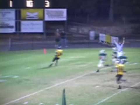Brandon Dore #9 Kick Return