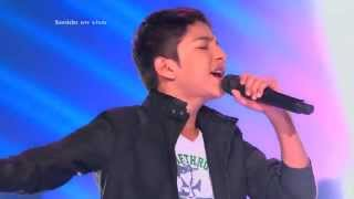 Camilo cantó Hoy tengo ganas de ti de M. Gallardo - LVK Col – Audiciones a ciegas - Cap 20 – T2