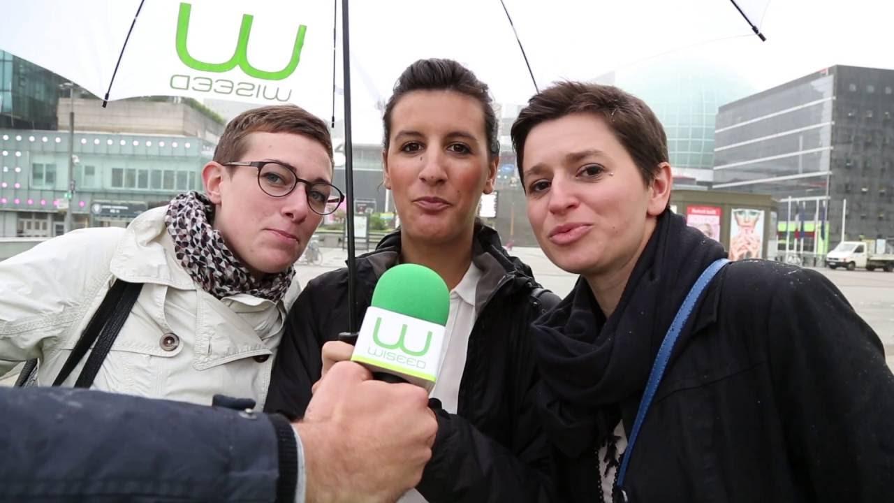 WiSEED a mis au vert le parvis de la Défense #marecolte