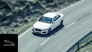 Jaguar | XE shines in Northern Spain