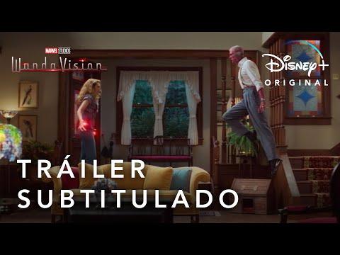 WandaVision | Tráiler de Mitad de Temporada Subtitulado | Disney+