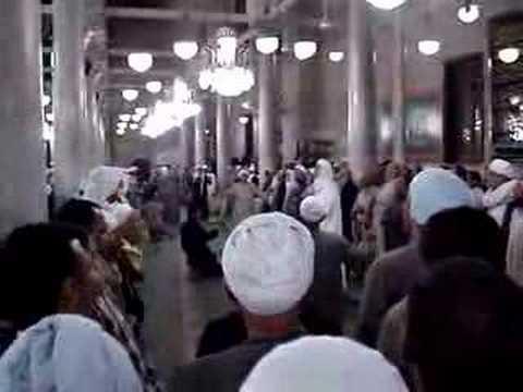 Sunni Mowlid of Imam Hussain (Radiyallahu Anhu) - Cairo 2008
