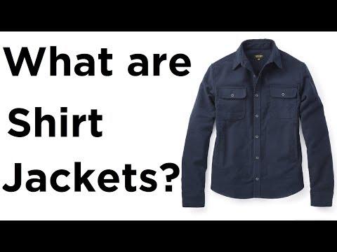 Shirt Jackets Compared! Five Great Shirt Jackets