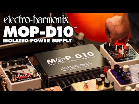 Electro-Harmonix MOP-D10 Isolated Power Supply