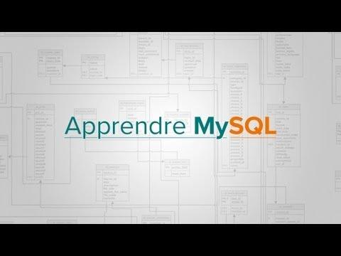 Formation MySQL
