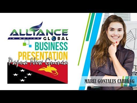 AIM Global: Papua New Guinea business presentation