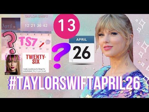 Taylor Swift 04 26 Posts