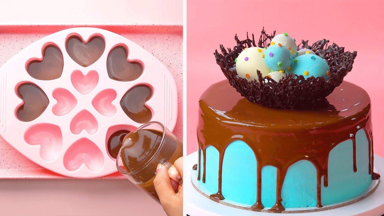 Download Homemade Chocolate Cake Decorating Tutorial | So Yummy Cake Ideas | Tasty Plus Cake
