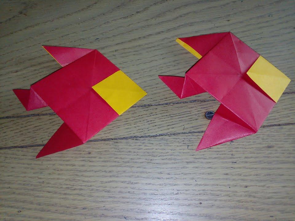 6 origamis faciles