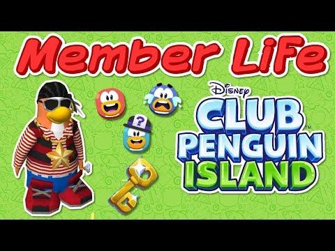 Club Penguin Island - Member Life