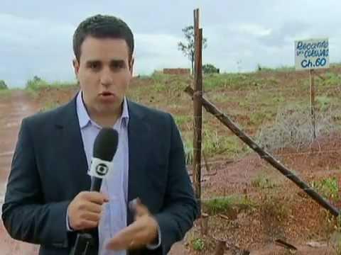 Agaciel Maia é investigado por ocupação ilegal em São Sebastião