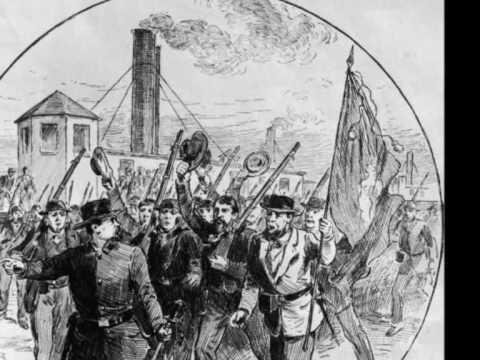 The Bold Fenian Men